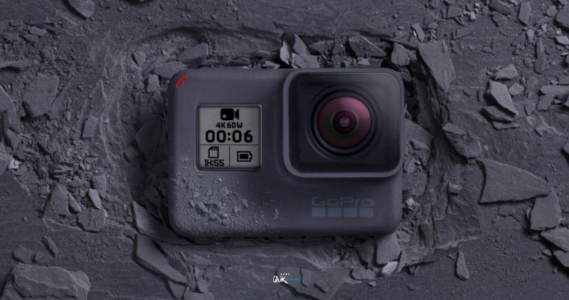 GoPro HERO 6 - header