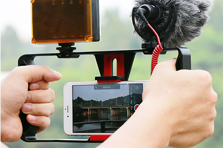 Smartphone Video Rig - header